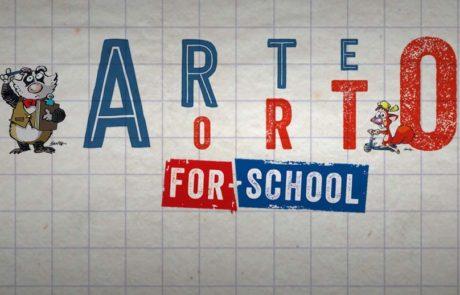 ARTEORTO FOR SCHOOL